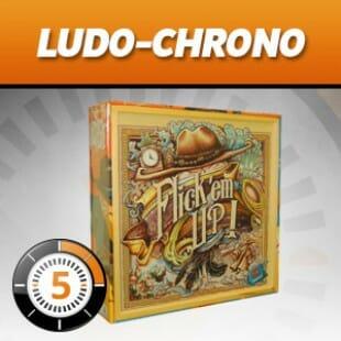 Ludochrono – Flick'em up