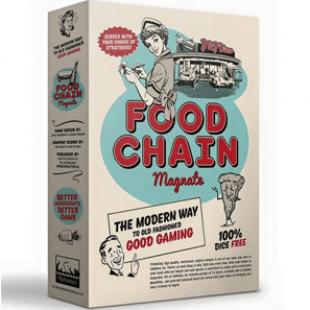 Food Chain Magnate, du gros burger bien fat