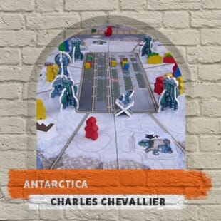Orléans joue 2015 – Antarctica – Charles Chevallier