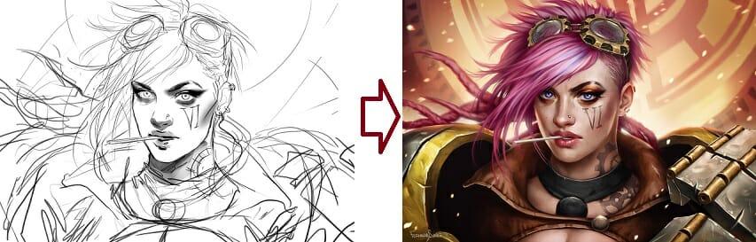VI_sketch_to_colour