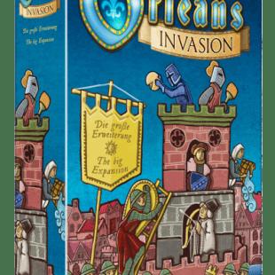 Orléans : Invasion