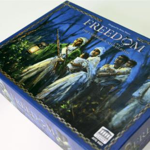 Freedom: The Underground Railroad, les Chemins de la liberté
