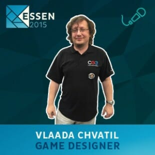 Essen 2015 – Interview Vlaada Chvatil – Czech games – VOSTFR