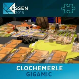 Essen 2015 – jeu Clochemerle – Gigamic – VF