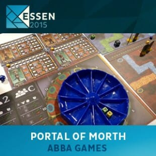 Essen 2015 – jeu Portal of Morth – Abba games – VOSTFR