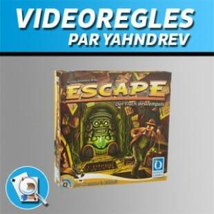 Vidéorègles – Escape
