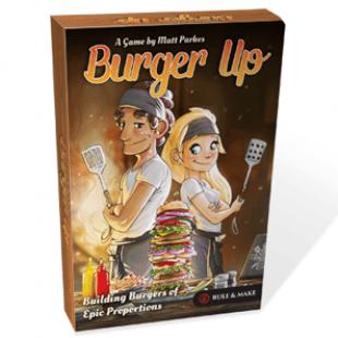Burger Up, Cette ville est trop petite pour nos douiches