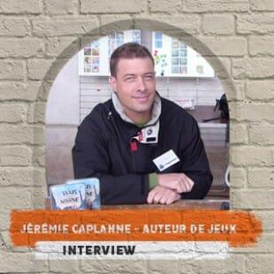 Orléans joue 2015 – Jérémie Caplanne – Auteur de jeux