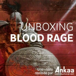[J2S] Unboxing #01 – Blood Rage (Cool mini or not)