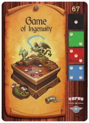 game of ingenuity