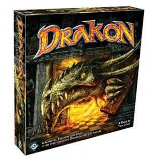 DRAKON – Smaug on the Water