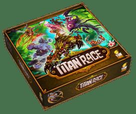 jeu de societe Titan race