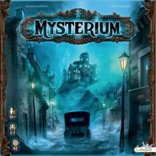 Mysterium et boules de gomme
