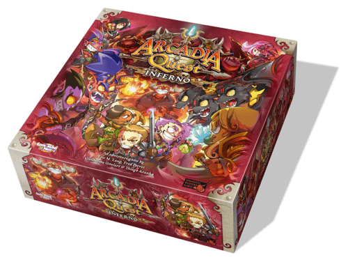 Arcadia quest  inferno md