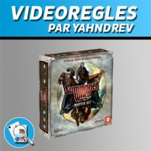 Vidéorègles – Summoner wars