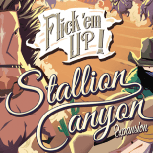 Flick'em up, avec des mustangs, ça carbure [Stallion Canyon]