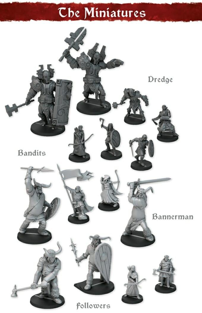 The Banner Saga Warbands riginal