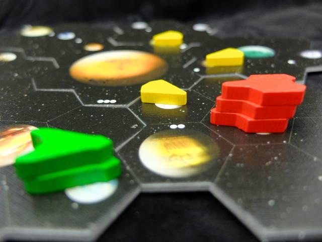 Une planète convoitée...
