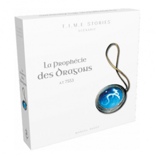 TIME Stories La Prophétie des Dragons en approche…