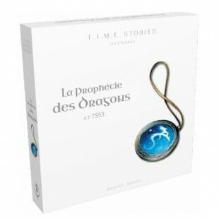 TIME Stories La Prophétie des Dragons