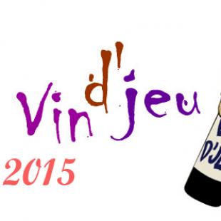 Le palmarès Vin d'jeu 2015