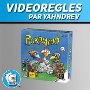 Vidéorègles – Pickomino