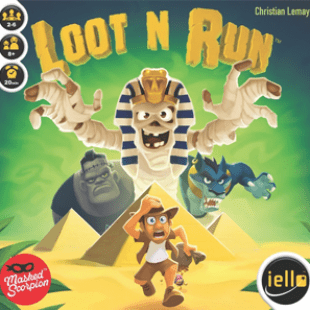 Loot N Run, la maudite momie !