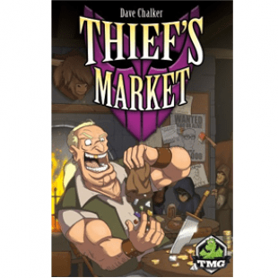 Thief's Market, un KS avec des dés [Tasty Minstrel Games]