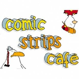 [Boutique Ludique] Comic Strips Café
