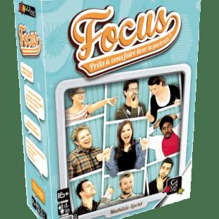 Le test de Focus 2016