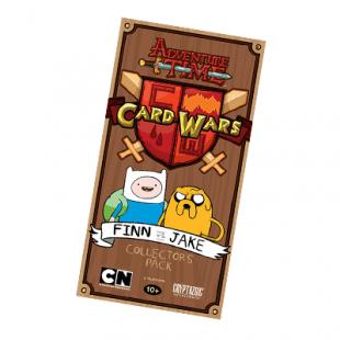Adventure Land : Card Wars, entre glace et marais