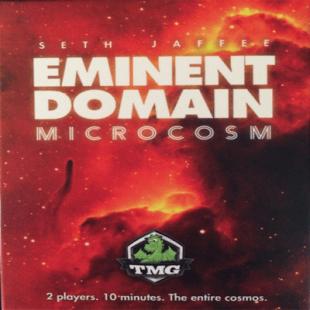 Eminent Domain : Microcosm, l'univers explose dans votre tête