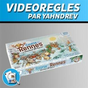 Vidéorègles – Course de rennes