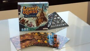 Loony Quest city