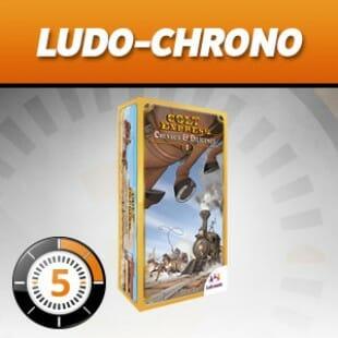 LudoChrono – Extension Colt express : chevaux et diligence