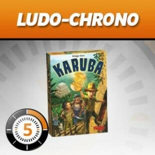 LudoChrono – Karuba