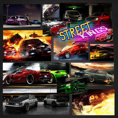 Street Kings Boardgame 2
