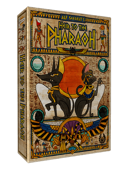 heir to the pharao jeu de societe eagle gryphon games