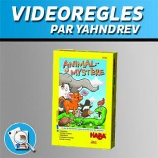 Vidéorègles – Animal Mystère