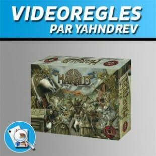Vidéorègles – Harald