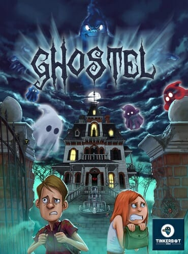 Ghostel The Board Game