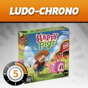 LudoChrono – Happy Pigs