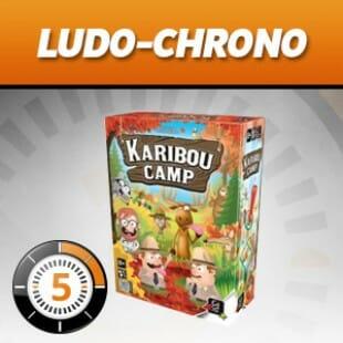 LudoChrono – Karibou Camp