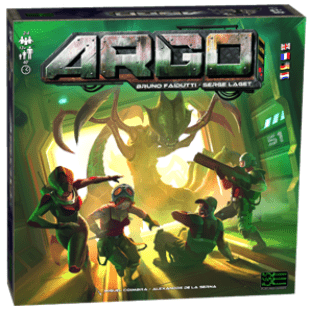 Argo is back, avec de la figurine [KS]