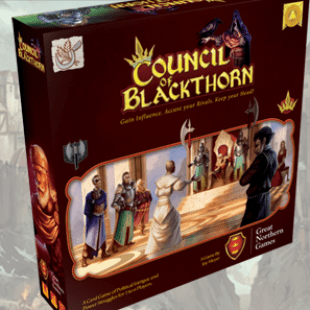 Council of Blackthorn, le jeu des 6 salopards
