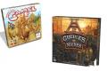 À venir : Camel Up et Gueules Noires… Version cartes.