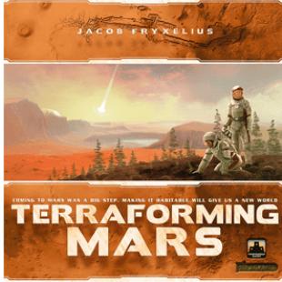 Terraforming Mars, et la planète rouge devient verte