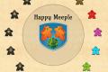 Happy Meeple – Un monde joyeux