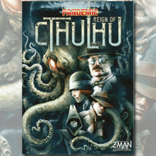 Le futur de Z-Man : Pandemic: Reign of Cthulhu, Seafall, extension Dead of Winter…
