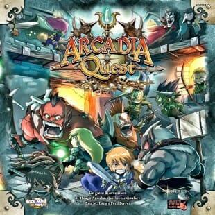 Arcadia Quest : viens donc te faire câliner !
